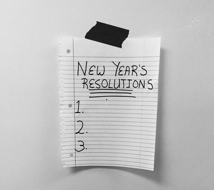 New Year's Resolutions for Business Success 2016